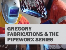 Welding - Gregory Fabrications & The PipeWorx Series