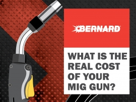 Welding - What's the Real Cost of your MIG Gun?