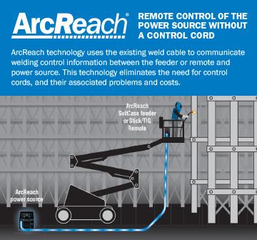 Trailblazer 325 With Arcreach Engine Driven Equipment Wia