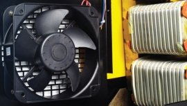 Fan-On-Demand Cooling