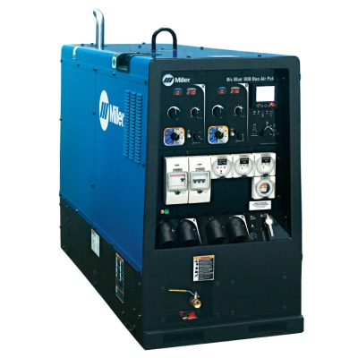 Big Blue 800X Duo Air Pak Machine