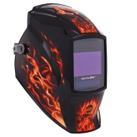 Digital Elite Helmet - Inferno Equipment
