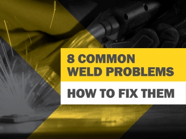 How to Fix 8 Common Welding Problems with these Easy Steps | WIA