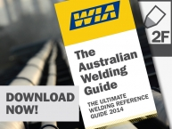 Australian Welding Guide - Available to Download