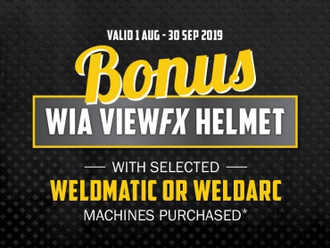 BONUS WIA ViewFX Helmet: Promo Ended, Redemptions Closed.