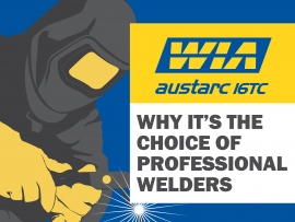 Welding - Austarc 16TC - The Choice of Professional Welders