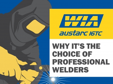Austarc 16TC - The Choice of Professional Welders