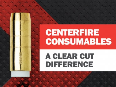 Centerfire - A Clear Cut Difference!