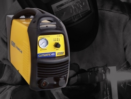 Welding - New Cutmatic 45 Plasma Cutter