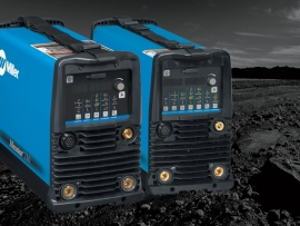 Welding - First Class Welds, Miller Style: Dynasty and Maxstar Series
