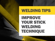 How to Improve your Stick Welding Technique
