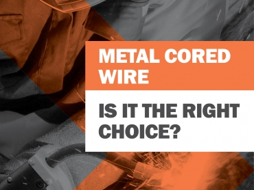Is Metal Cored Wire the Right Choice?