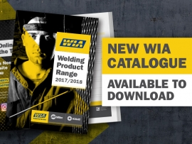 Welding - NEW WIA Catalogue Available to Download