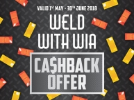 Weld with WIA Cashback Offer