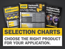 Welding - Selection Charts