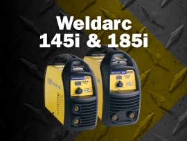 Welding - New WIA Weldarc 145i & 185i Welders
