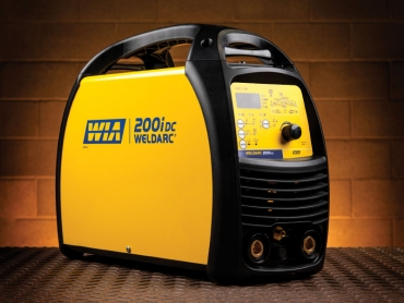 WIA introduces Weldarc 200i DC for Professional TIG Welders