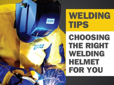 Choosing the Right Welding Helmet for You