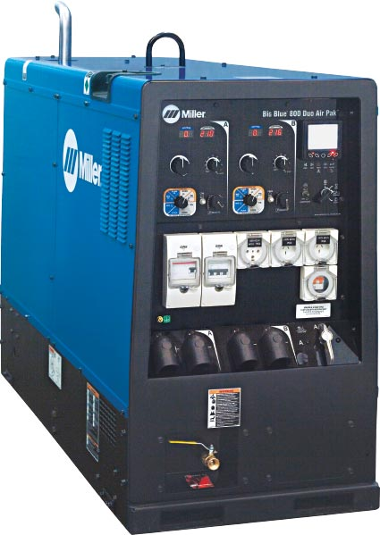 Big Blue 800x Engine Driven Welder